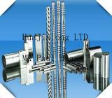 Souder le tube en acier inoxydable 201 de matériaux de construction
