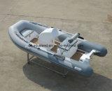 中国Aqualand 13feet 4mの7persons堅く膨脹可能なモーターボートか漁船または肋骨のボート(RIB400A)