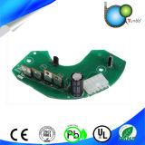 녹색 Fr 4 OEM 다중층 금 도금 PCB