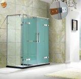 中国の工場卸売のステンレス鋼のハードウェアのシャワーの小屋