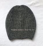 Горячая продажа Beanie Red Hat в Хизер серый (JTB243)
