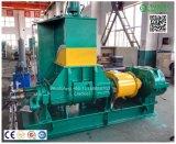 Nuevo mezclador del caucho de los rotores de la amasadora X (s) N-35X30 Banbury del ARIETE hydráulico