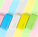 Batterie externe Chargeur de téléphone portable Alimentation 5200mAh