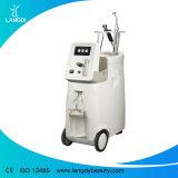 La Cáscara de chorro de oxígeno del agua clara de la máquina de eliminación de arrugas faciales