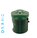 Universalarbeitsweg-Adapter-weltweiter Stecker-Adapter