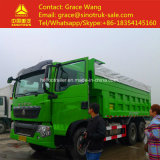Sinotruk HOWO 6*4 371HP Heavy Dump Truck Euro 2