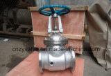 Veste en acier inoxydable de préservation de chaleur Type de vanne de filtre en coin (BZ40H)