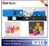 Цветные пластмассовые чашки машины литьевого формования