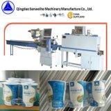 Machine à emballer automatique de rétrécissement de vaisselle