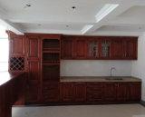 現代デザイン台所単位か食器棚