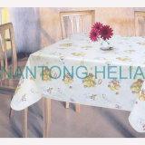 テーブルクロスの中国人の工場のための試供品PVCフィルム