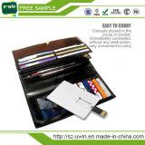 무료 샘플 8기가바이트 신용 카드 USB 플래시 드라이브