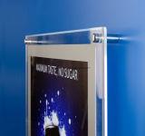 عرض شفّافة [لد] بلورة مغنطيسيّة