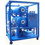 Huile de transformateur de la pompe à vide Golden-Supplier Filtration, purificateur d'huile
