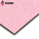 カーテン・ウォールの装飾のためのIdeabondのチタニウム亜鉛合成のパネル