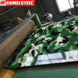 Bobina de aço do material de construção PPGI com cores de Ral
