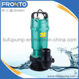 Versenkbare Wasser-Pumpe mit mechanischer Dichtung
