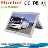 Moniteur de TÉLÉVISEUR LCD d'étalage d'écran LCD de bus de 15.6 pouces