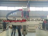 Macchina per incidere di CNC del modanatura della gomma piuma 1530 per i prodotti dell'imballaggio della gomma piuma