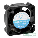 Ventilatore a basso rumore 5V 12V di Mamufacturer Xj2510h 25X25X10mm mini LED
