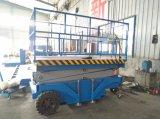 la meilleure plate-forme électrique hydraulique mobile de vente de levage de ciseaux de prix bas neuf de modèle de 500kg Chine avec le prix usine
