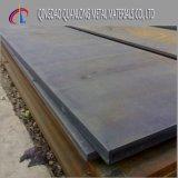 Plaque en acier laminée à chaud d'ASTM A588 Corten