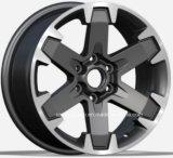 Новый дизайн 2016 17/18/19/20 дюймовых легкосплавных колесных машин для Японии