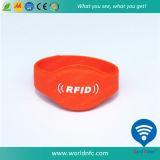 RFID Mf1 S50 pulsera de silicona para la piscina