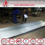 Feuille en acier ondulée de toiture d'ASTM A653 G60