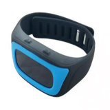 Sport impermeabile di gomma di fabbricazione di identificazione Keychain del Wristband del regalo promozionale RFID