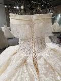A Esfera Aolanes Beca ilusão de manga com vestido de noiva111321