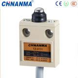 Commutateurs électriques de long de levier de l'acier inoxydable 10A 250vzc de roulis commutateur électrique de porte