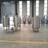 50Lからのバッチごとの5000Lへの中国の国家的記念日の昇進ビールビール醸造所装置の範囲