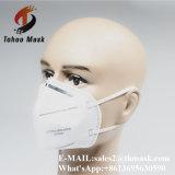 Mascherina piegante del laboratorio N95 dell'OEM di colore del fronte respirabile non tessuto poco costoso della polvere