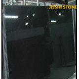 Het opgepoetste Absolute Zwarte Graniet Flooring&Walling van Slabs&Tiles van het Graniet