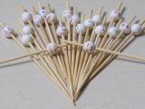 Ecoのタケ食糧焼串か棒を熱販売するか、または選びなさい(BC-BS1017)