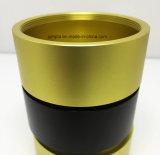 Чашка CNC поворачивая алюминиевая, алюминиевый шарик, алюминиевая полусфера, алюминиевые продукты набора агрегата шара, ODM OEM продуктов оборудования металла алюминиевый