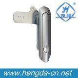 Fechamento plano elétrico industrial do armário Yh9622