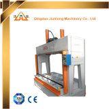 Machine froide de presse de pétrole de travail du bois pour le contre-plaqué
