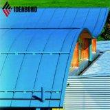 Ideabond Diseño Creativo la mezcla de colores múltiples panel decorativo de aluminio
