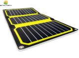 Laminado de ETFE duradera Pocketpower 15,9W Cargador solar plegable para laptop y Smartphone (FSS-15.9F3).