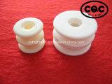 Occhiello di ceramica dell'allumina di resistenza all'usura 99% per il macchinario della tessile