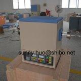 1200c 진공 석영 관형노, 실험실 전기 관형노