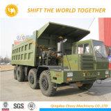 Sinotruk HOWO 덤프 트럭 off-Road 70 톤 420HP 광업
