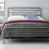 Qualitäts-Metallkönigin-Bett (OL17197)