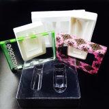 Caixa do empacotamento plástico de PVC/Pet/PS para produtos cosméticos