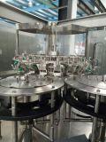 Automatische Mineralwasser-abfüllende Zeile beenden