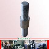 CNC 기계로 가공 금속 아연에 의하여 도금되는 부속으로 기계로 가공 & 돌기