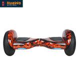 Grande roue Hoverboard 10,5 pouces de qualité supérieure équilibre scooter