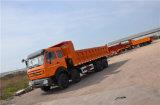 Beiben Ng80 380HP 8X4 Kipper-/des Lastkraftwagen- mit Kippvorrichtung29.3cbm Kapazität